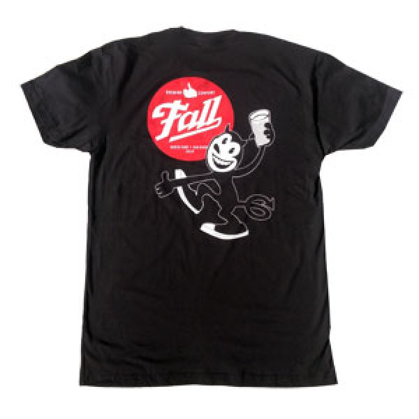 Black Devil Cat Shirt Back
