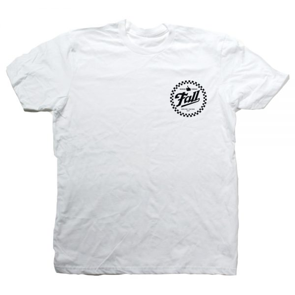 White Speed Wobbles Shirt Front