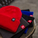 Assorted Colors of Fall Brewing Beanies