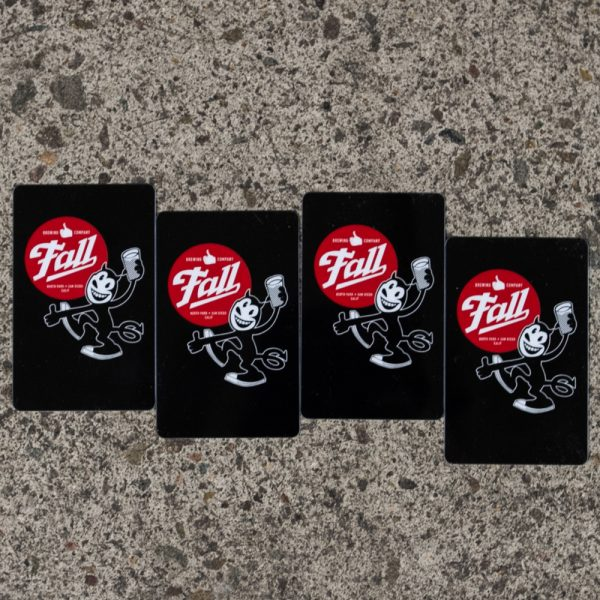 4 Fall Brewing Gift Cards