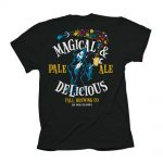 Magical and Delicious Pale Ale Shirt Back